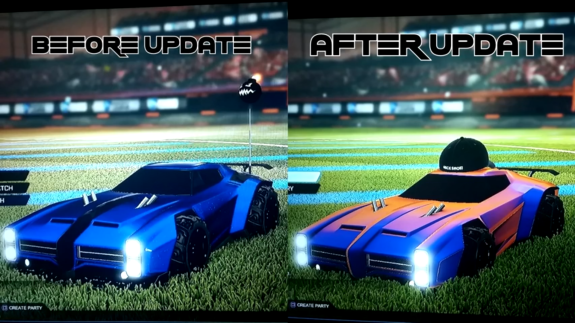 Best Rocket League Car Setup